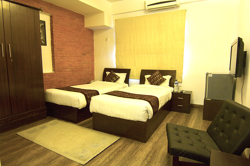 accommodation in thamel