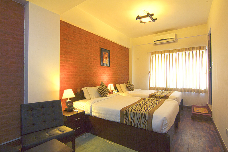 gaju suite, best hotel in thamel